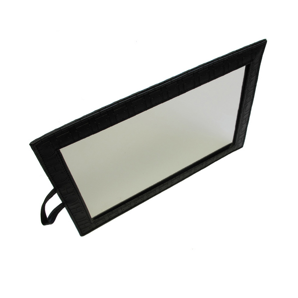 Chic Salon Back Mirrors - Black