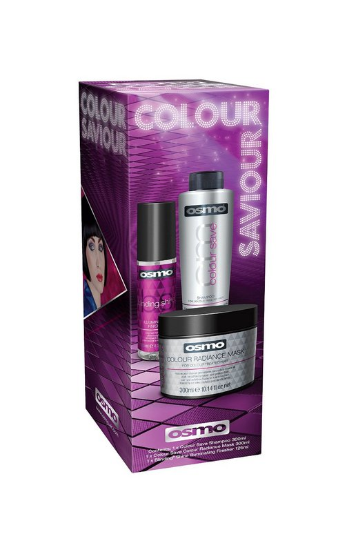 Osmo Colour Saviour Xmas Gift Pack 3 items