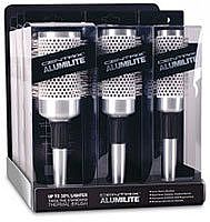 Cricket Alumilite Brush Display (9 Piece)