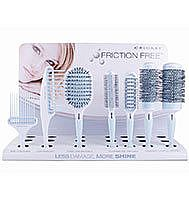 Cricket Friction Free Brush/Comb Display (21 Piece)
