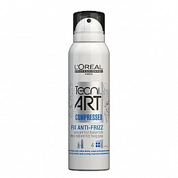 L'Oreal Tecni Art Anti Frizz Compressed