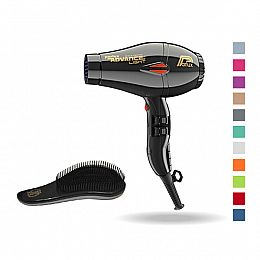 Parlux Advance Light Ionic Hair Dryer plus Free Detangle Brush