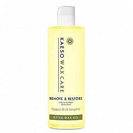 Kaeso Remove & Restore After Wax Oil