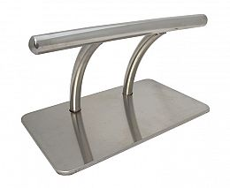 Agenda Aluminium T-Bar Foot Rest