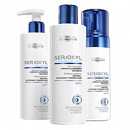 L'Oreal Serioxyl Kit 1 for Natural Hair