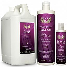 Crazy Angel Twilight Mistress 9% DHA Salon Spray