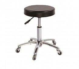 Agenda Gas Lift Stylist Stools - Aluminium Base