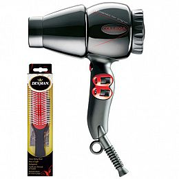 Collexia CHP3 Compact Hairdryer PLUS Free Brush