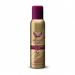 Crazy Angel Bronze Desire Instant Tanning Spray