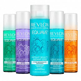 Revlon Equave Professional Shampoo & Conditioners