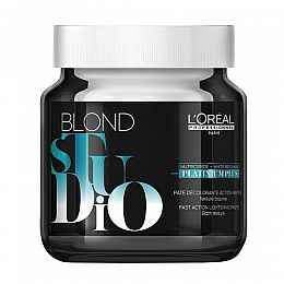 L'Oreal Blond Studio Platinium Paste Plus